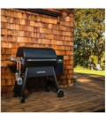 Traeger Barbecue a pellet Ironwood 885 con WiFi e sensore pellet per 16 coperti
