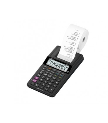 Casio Calcolatrice HR-8RCE Nero