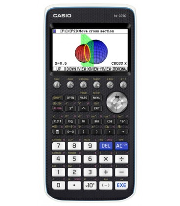 "Casio Calcolatrice FX-CG50 ""Certificata"""