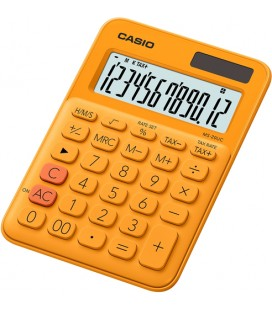Casio Calcolatrice MS-20UC Arancione
