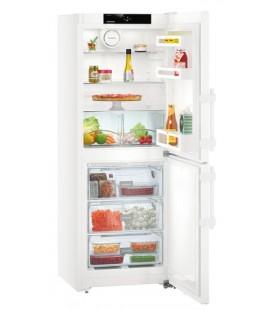 Liebherr CN 3115 Comfort NoFrost frigorifero con congelatore Libera installazione 269 L E Bianco