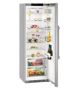 Liebherr Kef 4370 Premium frigorifero Libera installazione 390 L Argento, Acciaio inossidabile