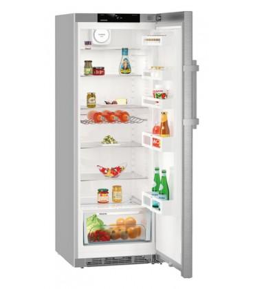 Liebherr Kef 3730 frigorifero Libera installazione 346 L D Argento