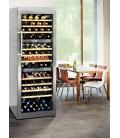Liebherr WTes 5872 Vinidor Libera installazione Acciaio inossidabile 178 bottiglia/bottiglie