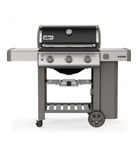 Weber Genesis II E-310 GBS Barbecue Carrello Gas Nero, Acciaio inossidabile 11430 W