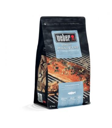 Weber 17665 accessorio per barbecue per l'aperto/grill Trucioli per affumicare Pesce
