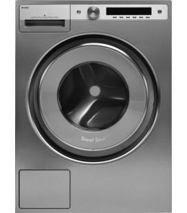 Asko STYLE W6098X.S lavatrice Libera installazione Caricamento frontale 9 kg 1800 Giri/min Acciaio inossidabile