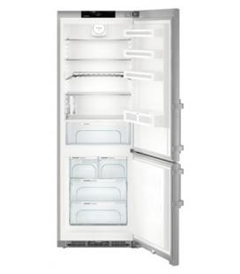 Liebherr CNef 5745 Comfort frigorifero con congelatore Libera installazione 411 L D Argento