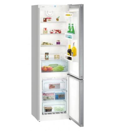 Liebherr CNPel 4813 frigorifero con congelatore Libera installazione 338 L Argento