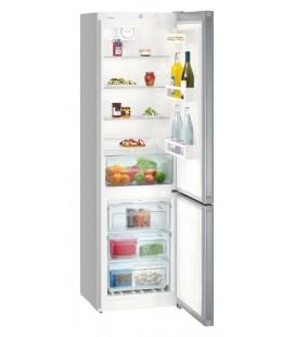 Liebherr CNel 4813 frigorifero con congelatore Libera installazione 338 L Argento