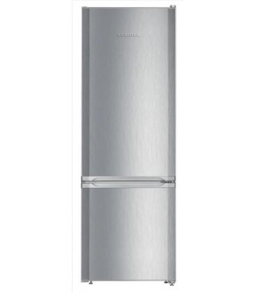 Liebherr CUel 2831 frigorifero con congelatore Libera installazione 266 L F Argento