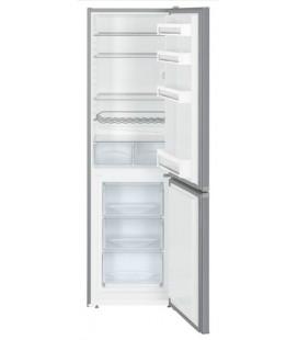 Liebherr CUel 3331 frigorifero con congelatore Libera installazione 296 L Argento