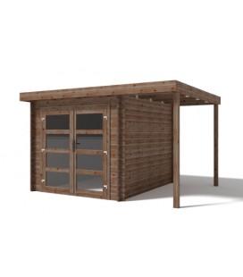 LOSA Esterni da Vivere CASA LIDIA casetta da giardino Casetta in legno