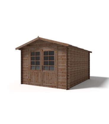 LOSA Esterni da Vivere CASA NADIA casetta da giardino Casetta in legno