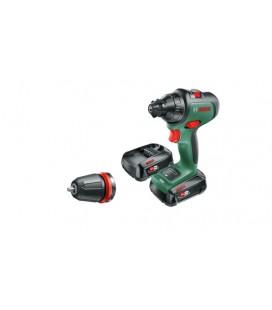 Bosch Trapano avvitatore batteria AdvancedDrill 18