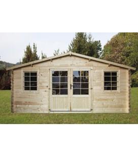 Esterni da Vivere CASA CAMILLA casetta da giardino Casetta in legno