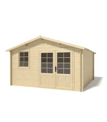 Esterni da Vivere CASA SANDY casetta da giardino Casetta in legno
