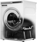Asko Logic W 4086 C.T/2 lavatrice Libera installazione Caricamento frontale 8 kg 1600 Giri/min B Acciaio inossidabile