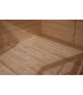 Esterni da Vivere PAVIMENTO CASA VALENCIA pavimento in legno Legno di pino