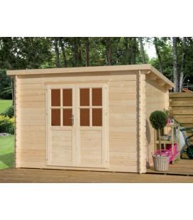 Esterni da Vivere Top B Casetta da giardino Casetta in legno