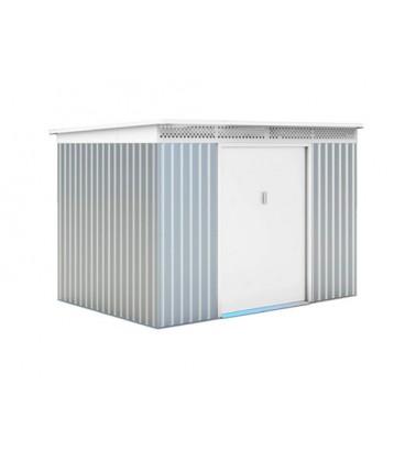 Esterni da Vivere Metallo, 172x71x12cm, 49kg, casetta da giardino