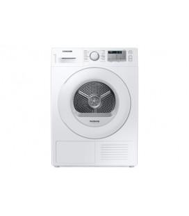 Samsung DV80TA020TH asciugatrice Libera installazione Caricamento frontale 8 kg A++ Acciaio, Bianco