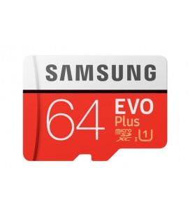 Samsung Evo Plus memoria flash 64 GB MicroSDXC UHS-I Classe 10