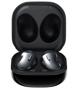 Samsung Galaxy Buds Live, Mystic Black Cuffia Auricolare Bluetooth Nero