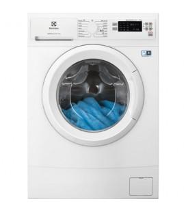 Electrolux EW6S570W lavatrice Libera installazione Caricamento frontale 7 kg 1000 Giri/min F Bianco