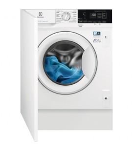 Electrolux EW7W474BI lavasciuga Da incasso Caricamento frontale Bianco E