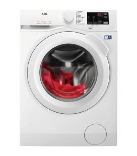 AEG L6FBI843 lavatrice Libera installazione Caricamento frontale 8 kg 1400 Giri/min C Bianco
