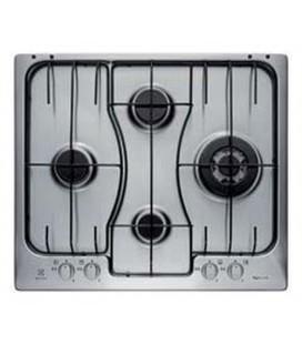 Electrolux RGG 6243 LOX piano cottura Acciaio inossidabile Da incasso Gas 4 Fornello(i)