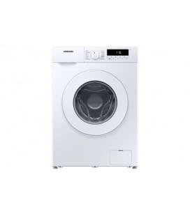 Samsung WW80T301MWW lavatrice Libera installazione Caricamento frontale 8 kg 1200 Giri/min F Bianco