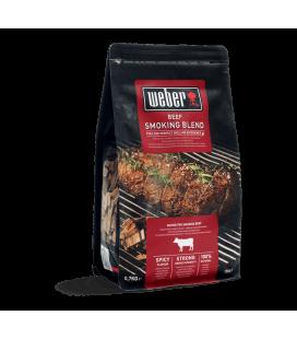 Weber Miscela per barbecue Chips Weber per carne di manzo - 0,7 kg Trucioli per affumicare