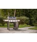 Weber Genesis II E-310 GBS Barbecue a Gas 3 Fuochi Nero, Acciaio inossidabile 11430 W