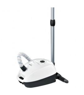GL-30 Bosch BGL3A209. Aspirapolvere con sacco tubo tessuto bianco. Grandi prestazioni in un aspirapolvere pratico e facile da..