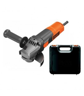 Black & Decker Smerigliatrice BEG210K-QS