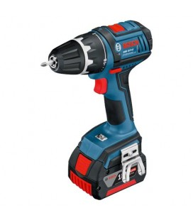 Bosch Professional GSR18V- 060186610X Trapano avvitatore professional 18,0 V Litio 4 Ah GSR18V- 060186610X
