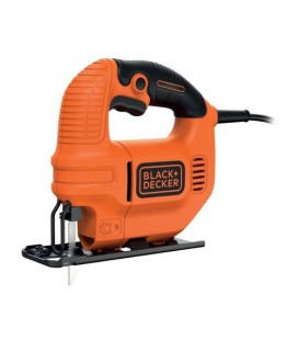 Black&Decker KS501-QS Seghetto alternativo compatto 400W con impugnatura grip