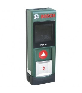 Bosch ZAMO Distanziometro laser digitale portata 0,15 – 20,00 m precisione 3 mm