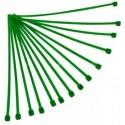 Fascette nylon Verdi mm3,5x200
