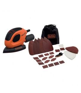 BEW230BC-QS Black&Decker Multilev.Mouse +Acc BEW230BC-QS