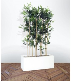 Pianta artificiale Bamboo 160 h Viridium set 9 piante