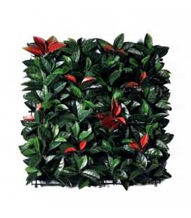 Siepe artificiale photinia Viridium cm50x50