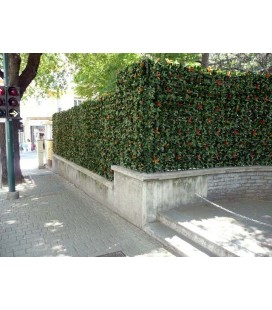Siepe artificiale photinia Viridium cm 50x50
