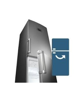 Inversione porte (non previsto su prodotti con Display)