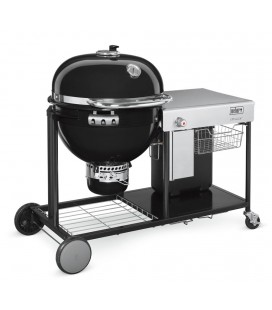Barbecue Weber Charcoal Grill Center Black