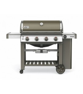Weber Barbecue Genesis II E-410 GBS Smoke Grey Mod. 62051129