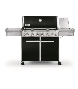 Weber Summit E-670 GBS Barbecue a gas Black modello 7371029