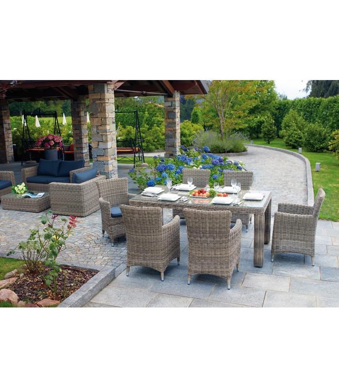 Sedia poltroncina greenwood antigua codice prodotto chw60 mazan - Happy casa arredo giardino ...